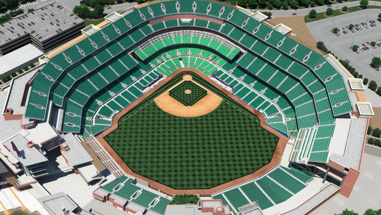 Atlanta Braves Virtual Venue By Iomedia